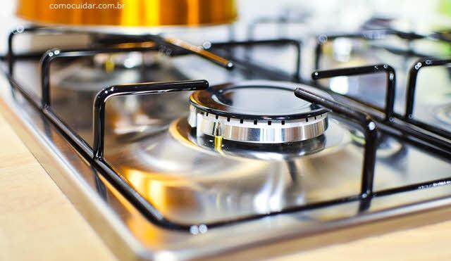 Como cuidar de eletrodomésticos de aço inox